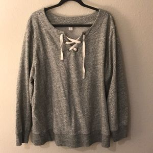 Old navy come grey pullover